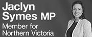 Jaclyn Symes MP